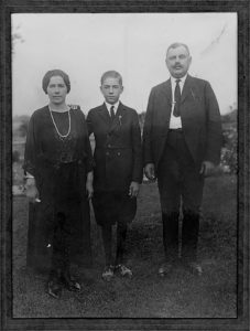 Anna, Paul and John Jurko
