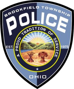 Brookfield Township Police Patch