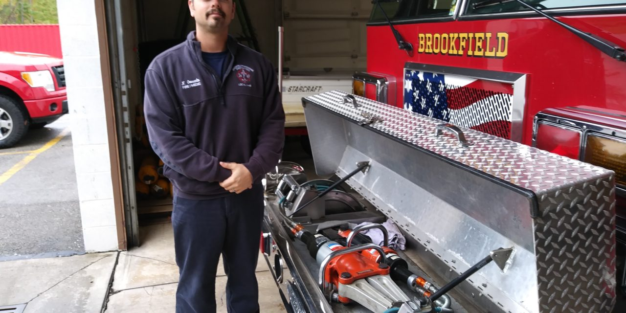 Grant helps with rescue tool upgrade