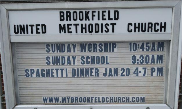 Brookfield Methodist church burglarized