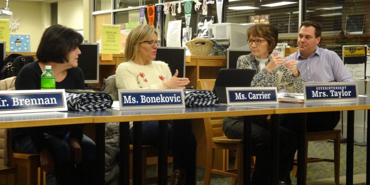 School board still mulling levy