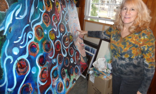 Art on the Brink: Not a Random occurrence
