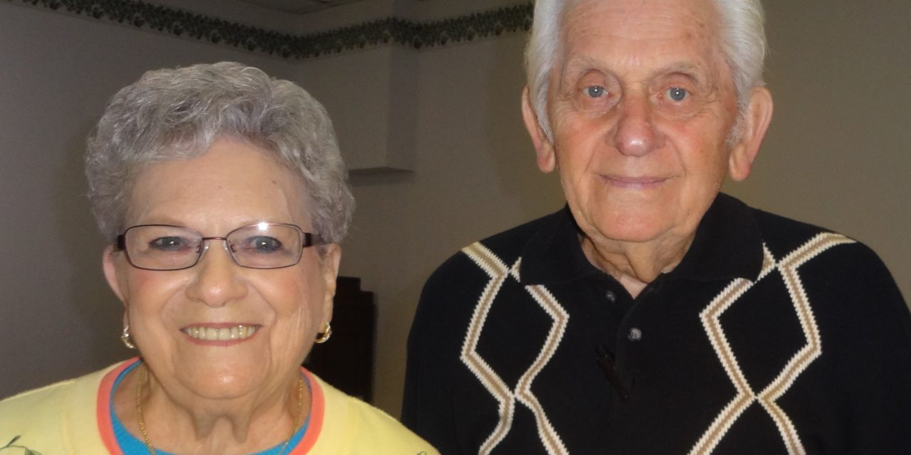 Finding their bliss: Couple marks 70 years of marriage