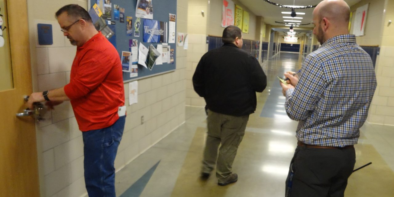 Brookfield schools hold lockdown drill