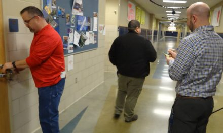 Brookfield schools hold lockdown drill