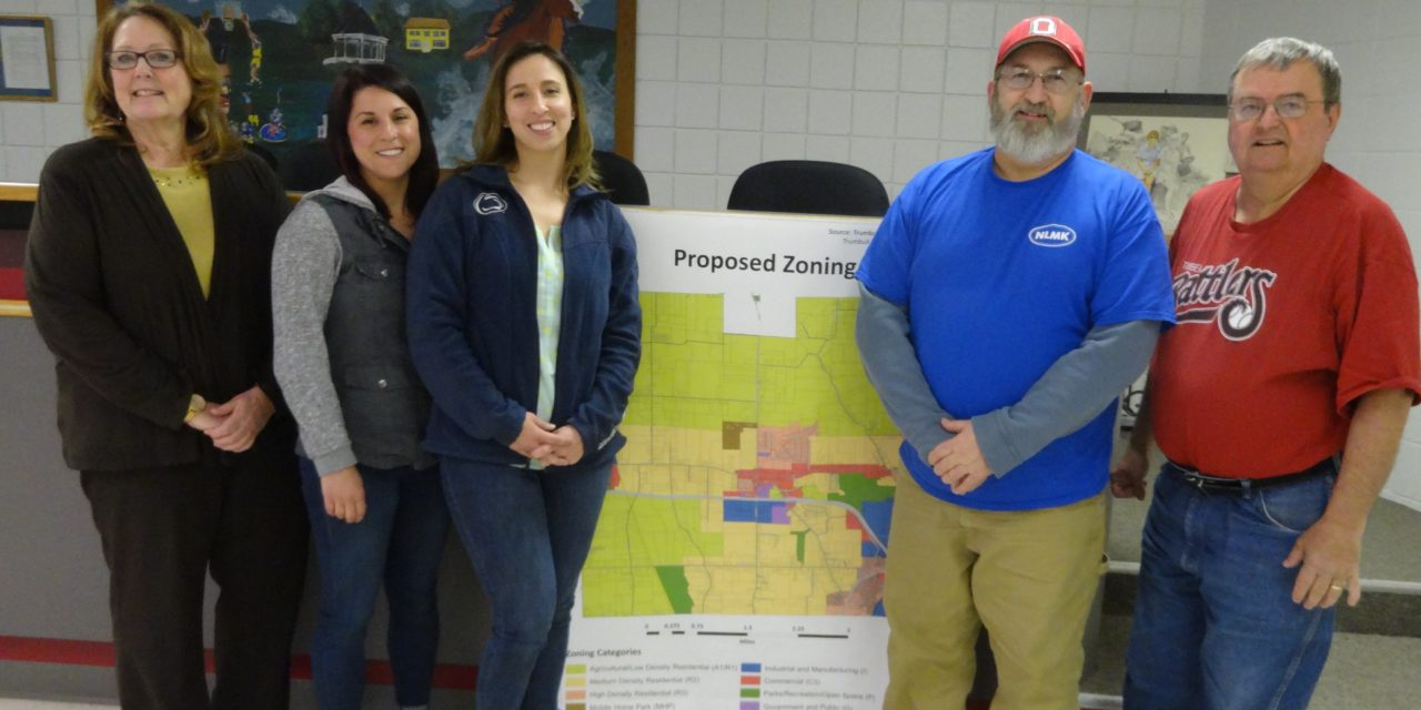 Trustees create zoning commission
