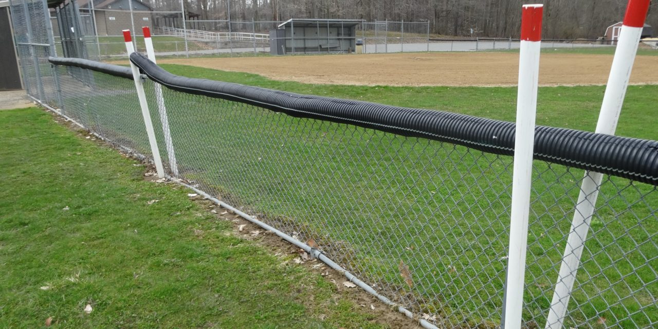 Trustees approve fence repair