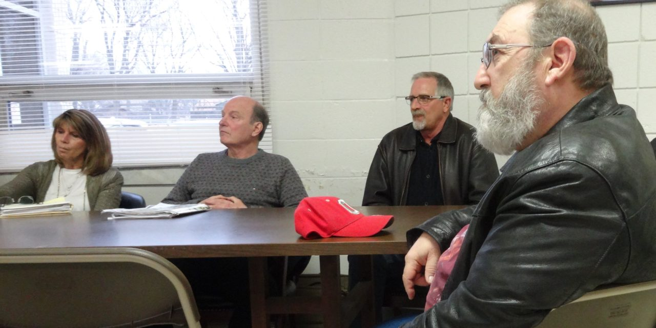 Trustees to set zoning commission
