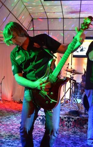 Dave Chambers of Five Deep was an original Treystock organizer.