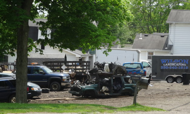 Blight Fight: EPA to probe 'junkyard'