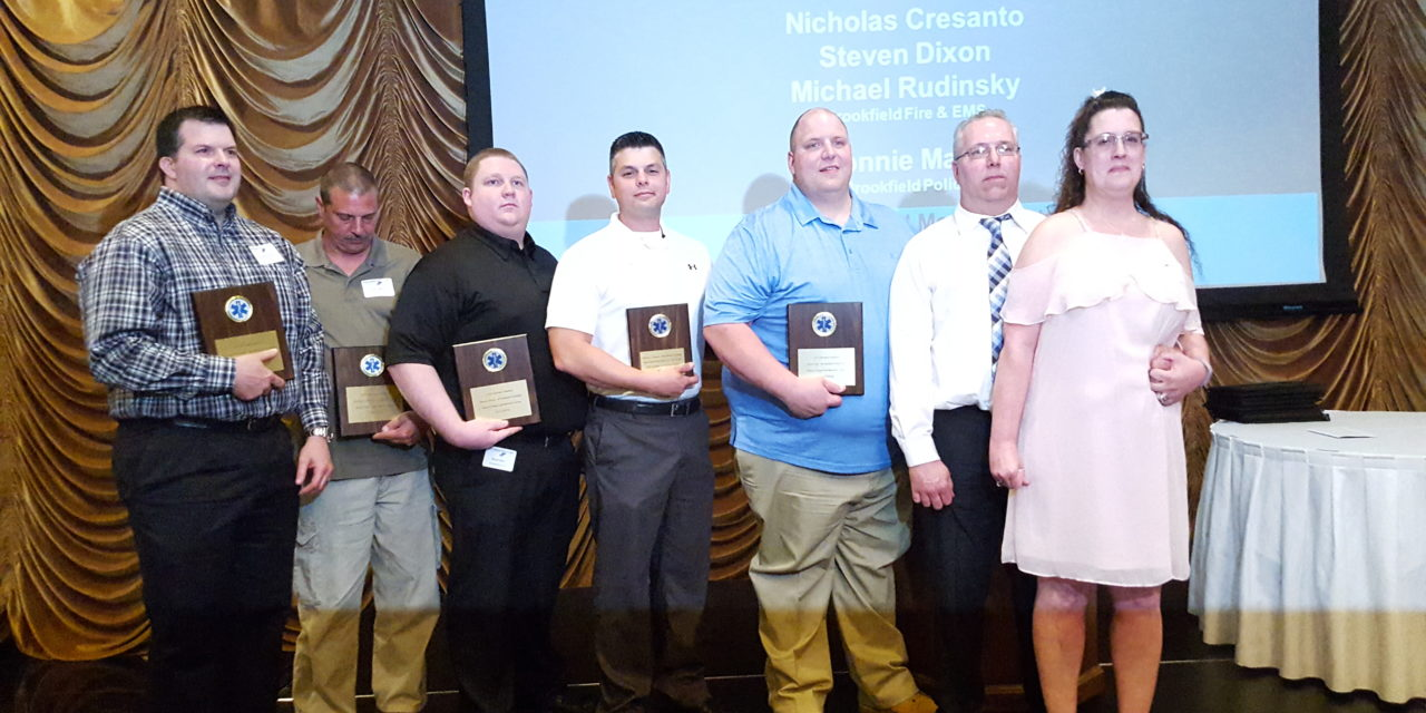 Hospital honors lifesavers