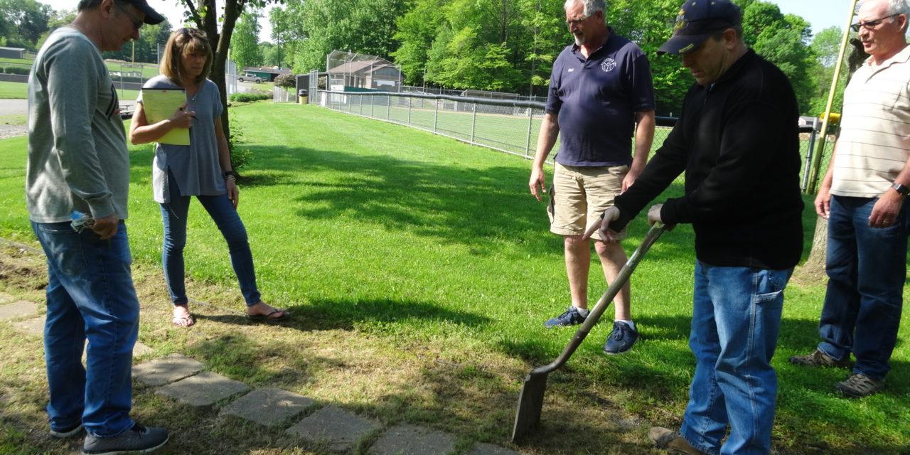 Trustees want to resurrect neglected garden