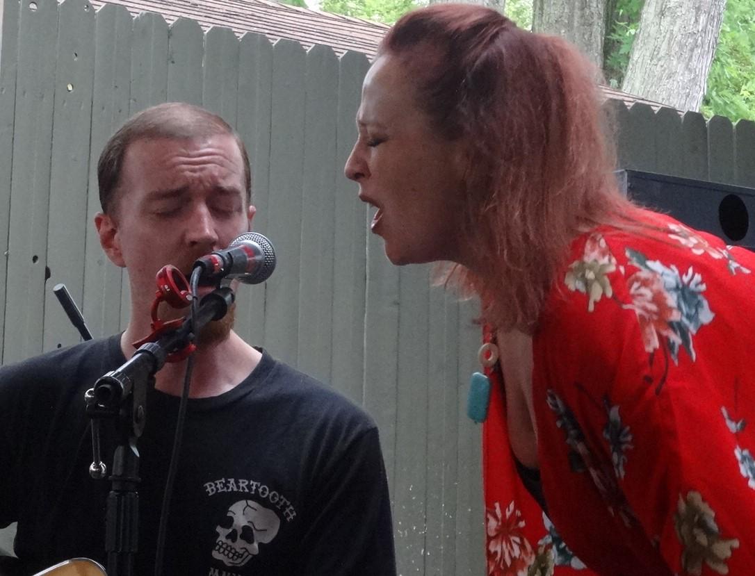 "Shane Munnel and Erika Matola, the sister of Tyler Jenkins and daughter of Gary ""Jet"" Jenkins"