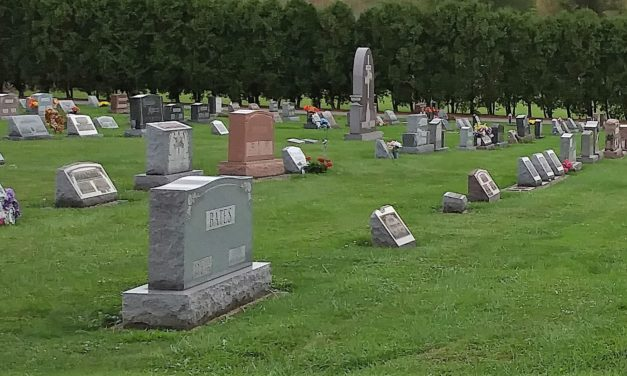 Columbarium planned for cremated remains