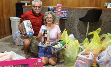 Rachel Baker Memorial Toy Drive begins