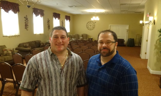 Duo renovates church into funeral home