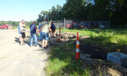 Police expand impound lot