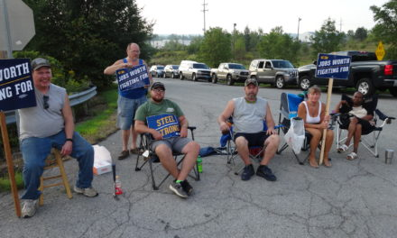 Workers strike at Roemer Industries