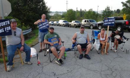 Workers strike at Roemer Industries