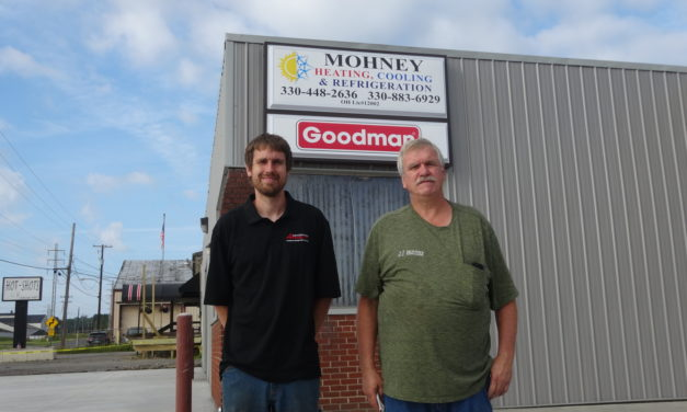 Mohney family invests in building