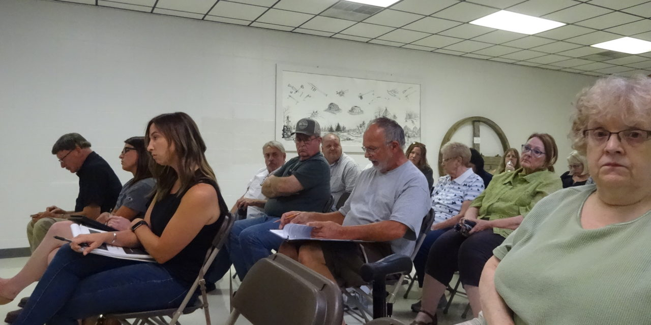 Residents explore zoning details