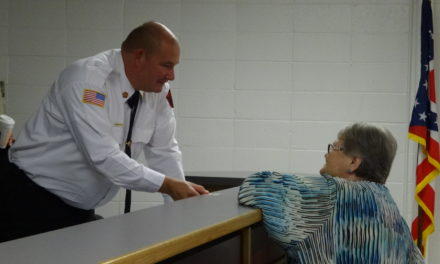 Fire chief begins new era