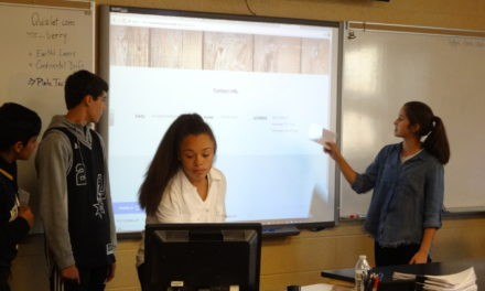 8th-graders tackle real-world business problems