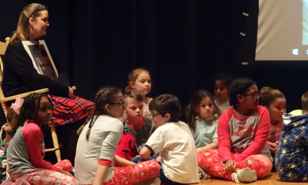 Brookfield Elementary Christmas party