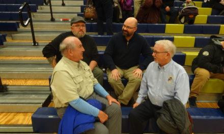 Wrestling program turns 50