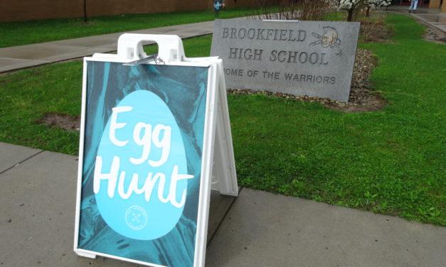 Six-Fourteen Church Easter egg hunt