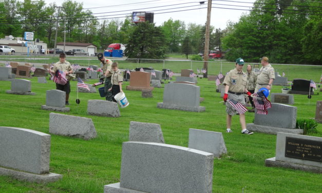 Volunteers needed to decorate vets' graves