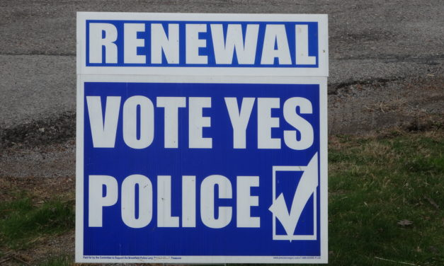 Police ask for vote of confidence
