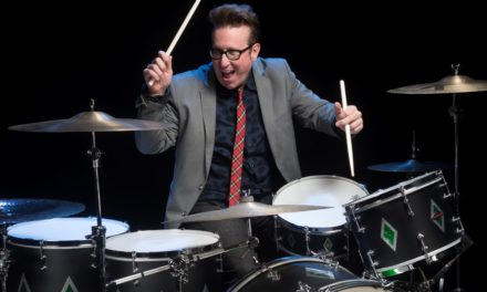 Bernie Dresel brings big beat to backyard bash