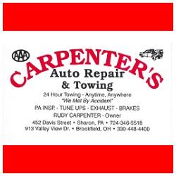 Carpenter's Auto Repair and Towing