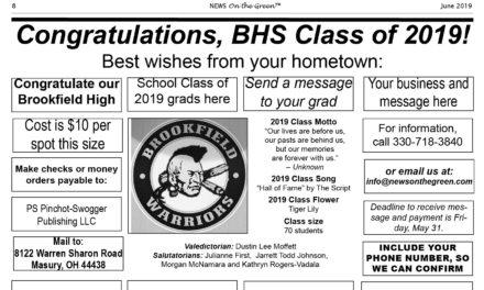 Say 'Congrats!' to grads