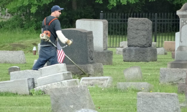 Township creates perpetual care fund for cemetery