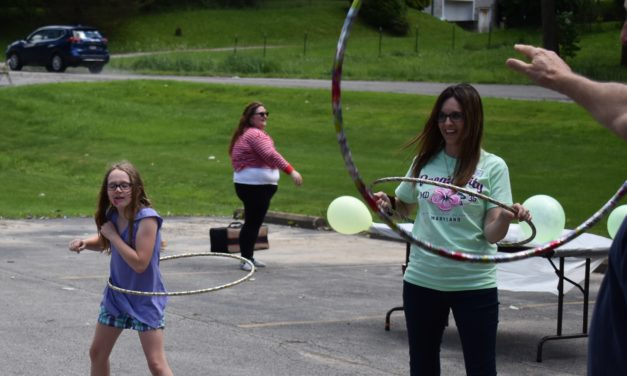 Addison Health Care marks summer with community