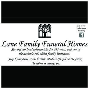 Lane Family Funeral Homes