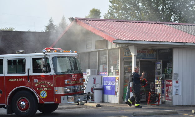 Small electrical fire closes Standard Market