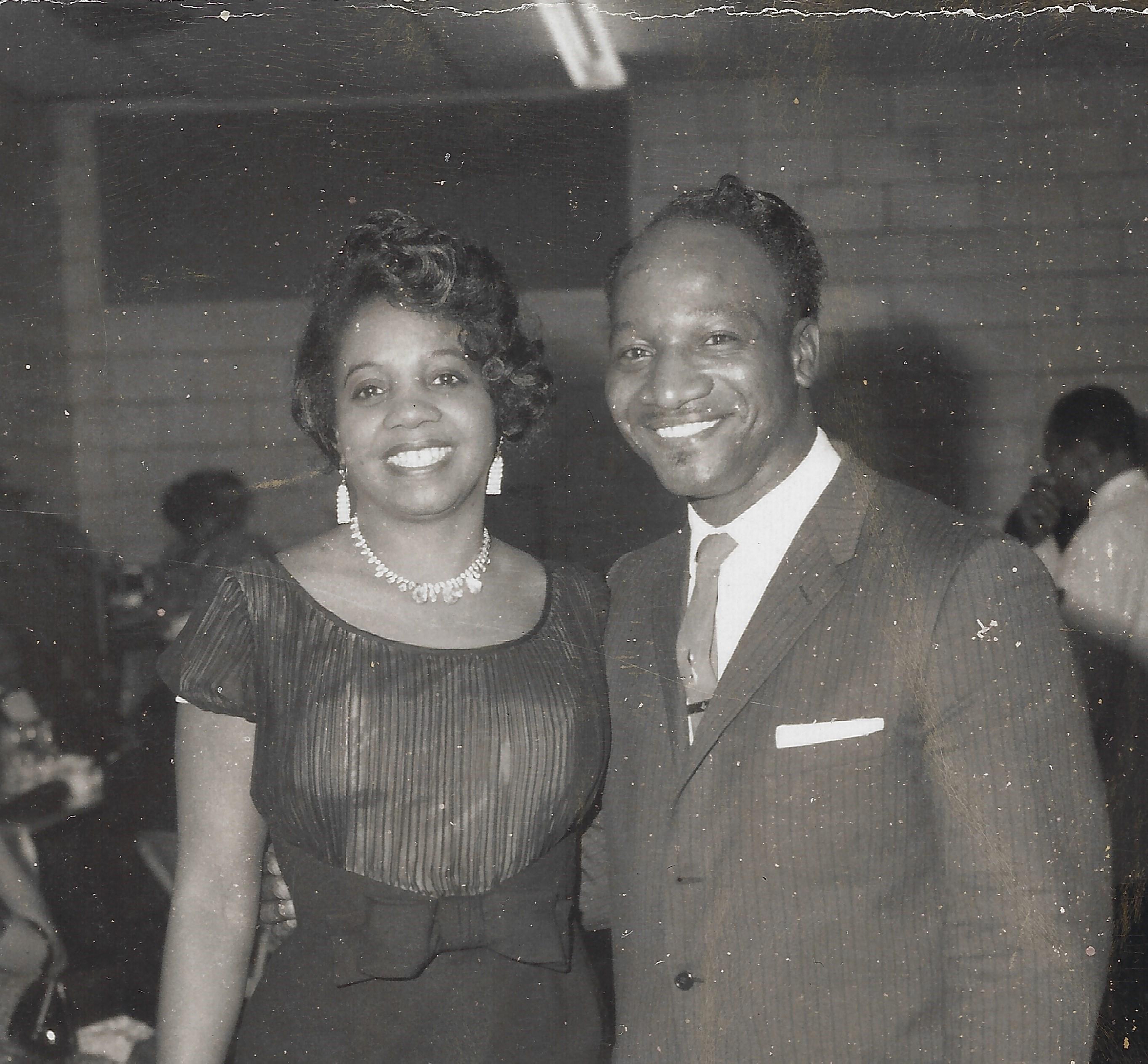 Myrdis and Eugene Lester Ledbetter