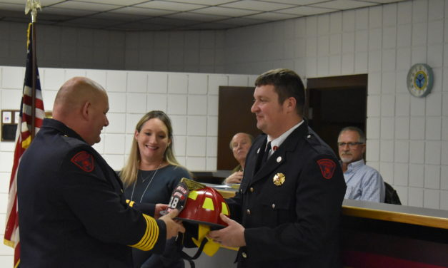 Smoot promoted to captain