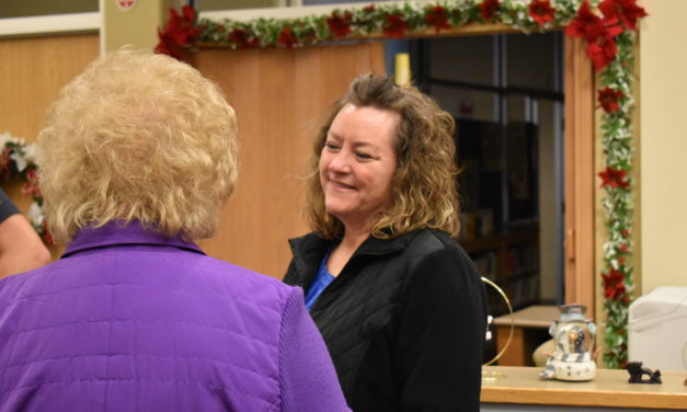 School board hires new treasurer