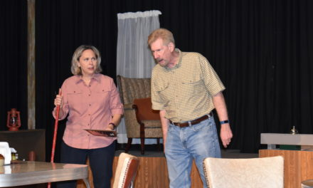 'Spitfire Grill' challenges local theater vets