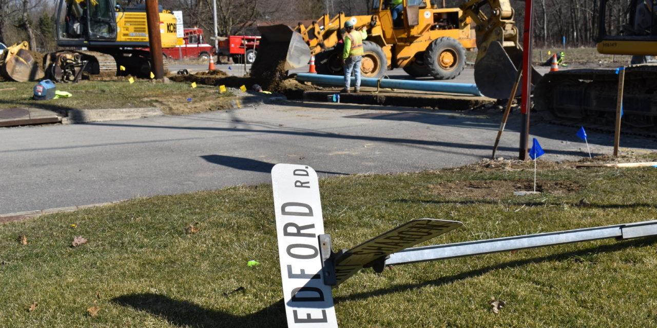 County plans road work, offers help to township