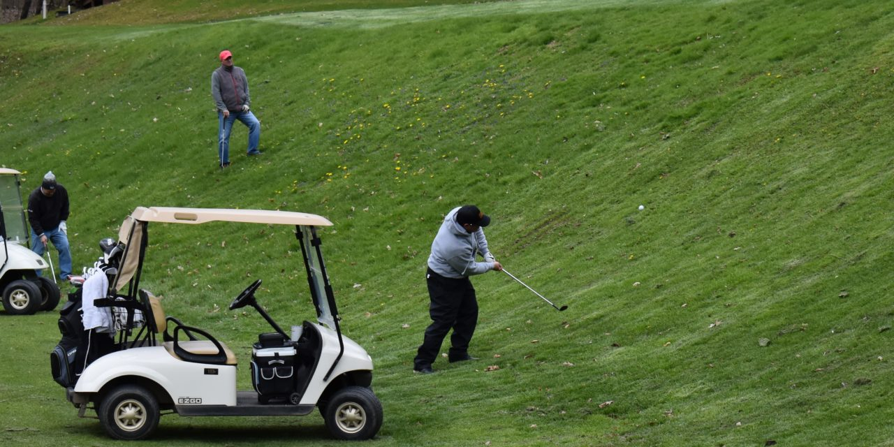Pennsylvania golfers keep Yankee Run busy