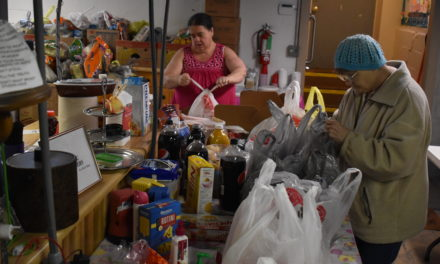 Local food pantries say they have food, need clients