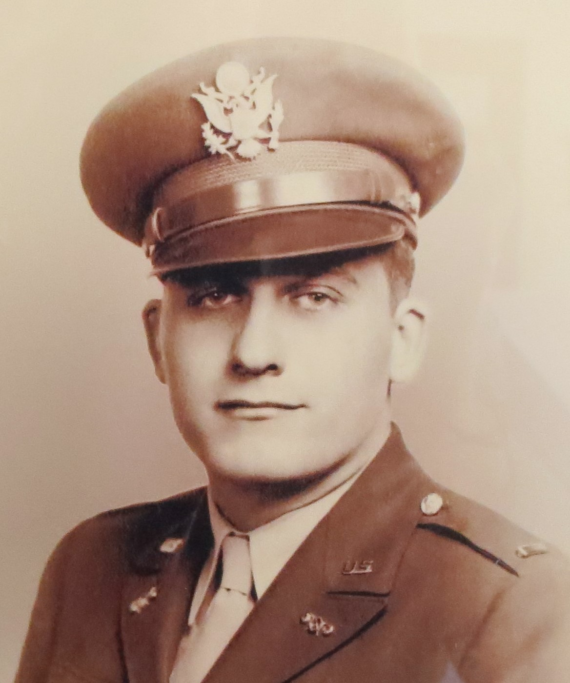 U.S. Army Capt. Walter J. Trock