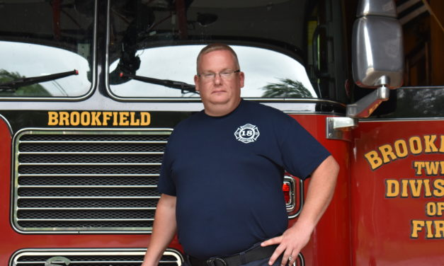 Lateral move gives fire department new officer