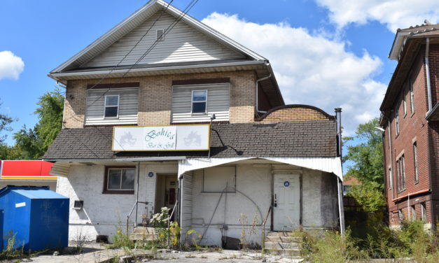 Township looks to raze tavern