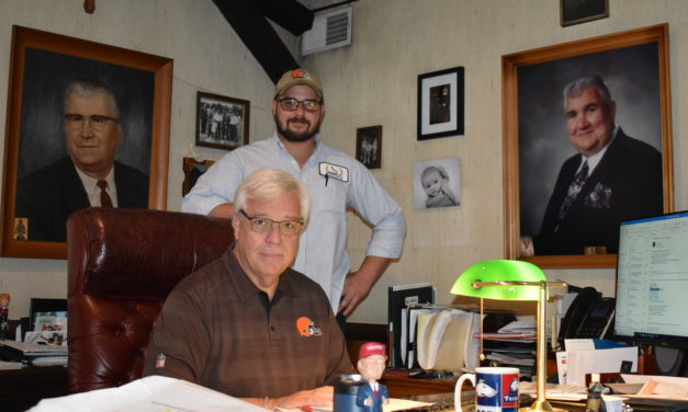Kerolas navigate PI&I into its 70th year